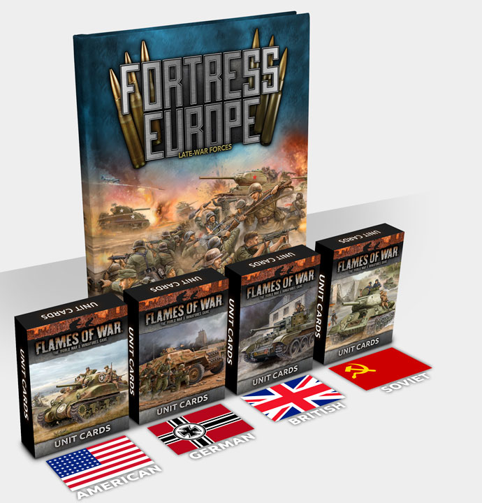 Fortress Europe - Battlefront Miniatures