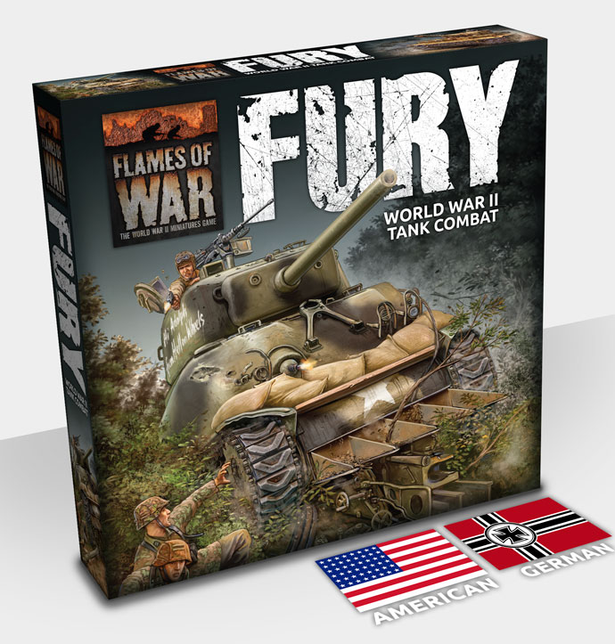 Fury - Battlefront Miniatures