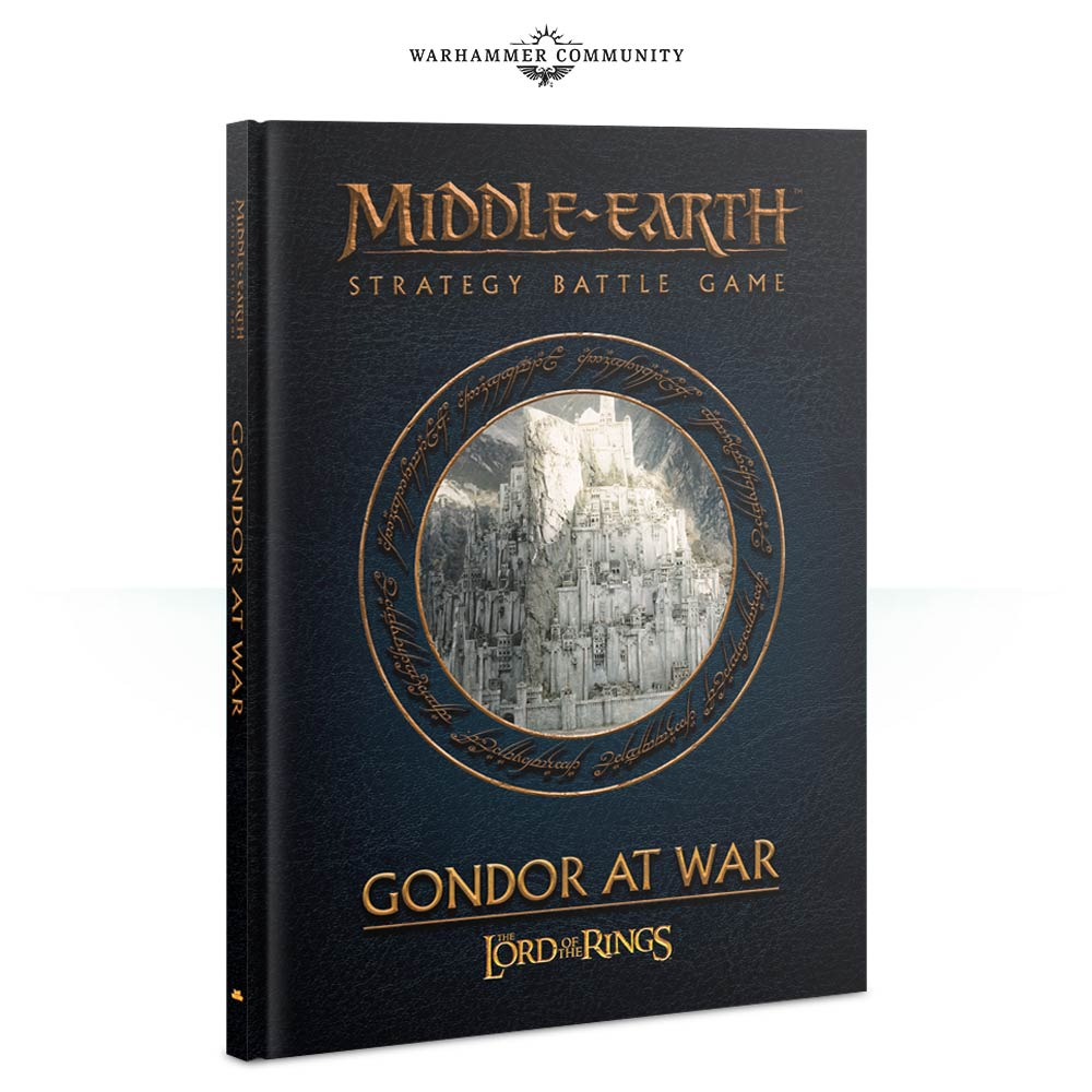 Gondor At War Supplement - Games Workshop