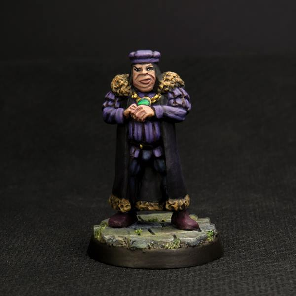 Herman-Painted