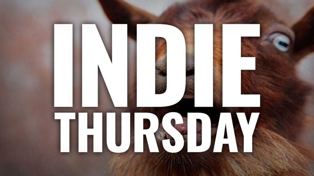 Indie Thursday: Detectives, Dissidents and GOAT CRASHING