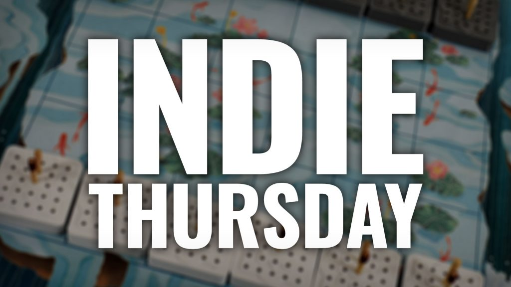 Indie Thursday: Stones, Strategy and Swivelling!