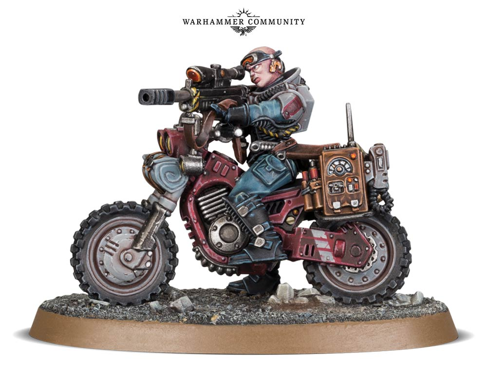Jackal Alphus - Games Workshop