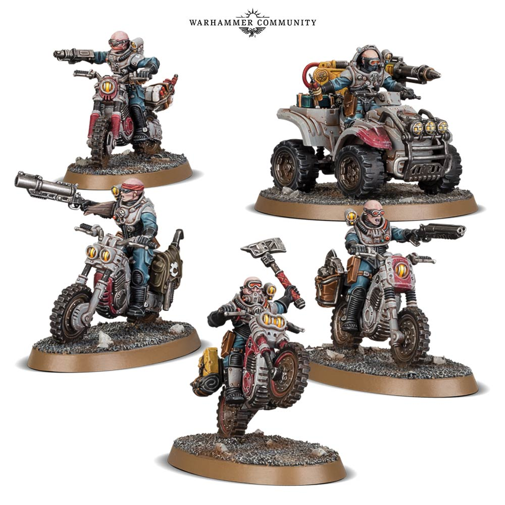 Jackals - Games Workshop