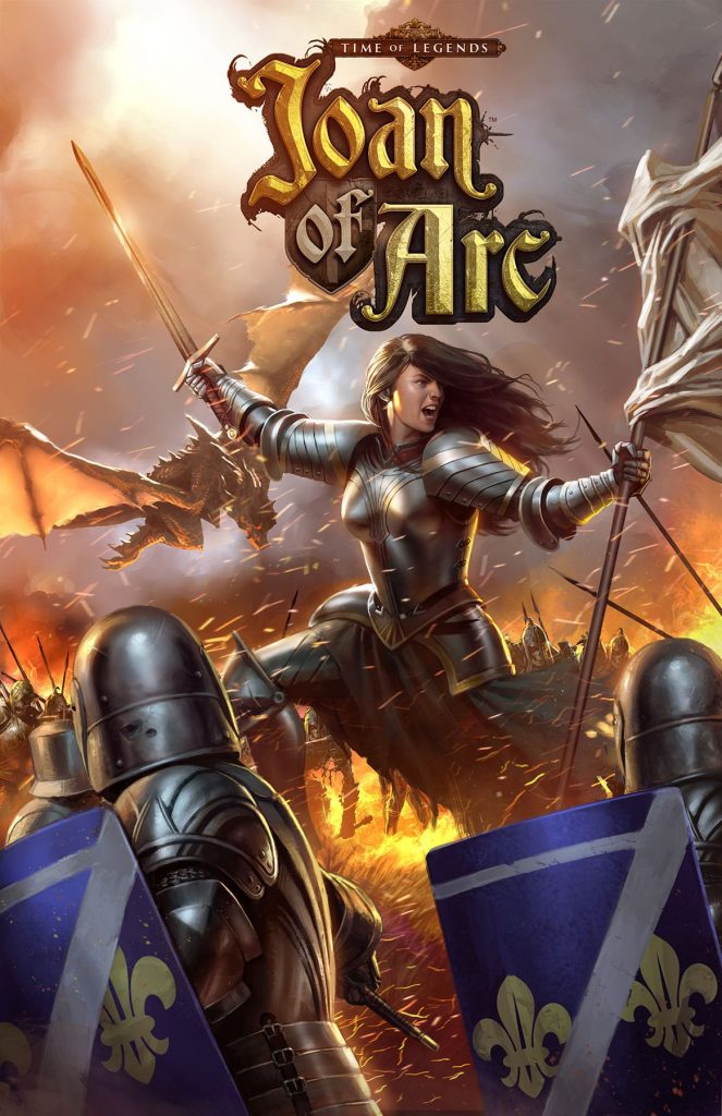 Joan-Of-Arc-Graphic-Novel-Dabel-Brothers