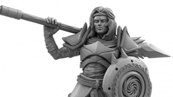 Steamforged Add To The Critical Role Cast With Limited Edition Kashaw
