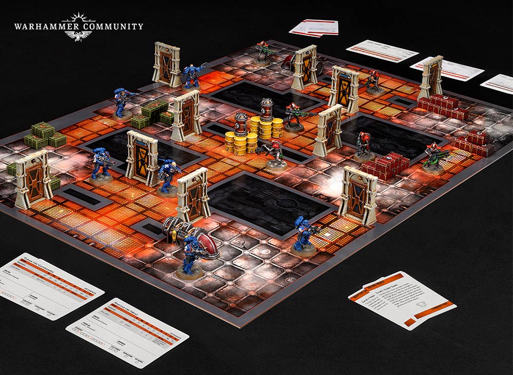 Kill Team Arena (Gameplay) - Games Workshop