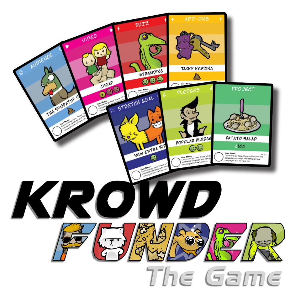 Krowdfunder The Game - River Horse