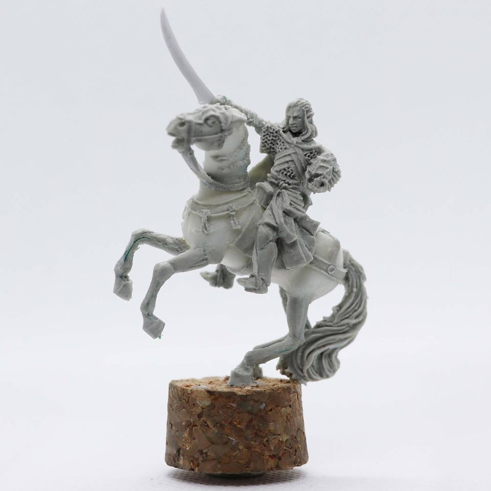 Lord Of Noble Elves 2 - Unreleased Miniatures