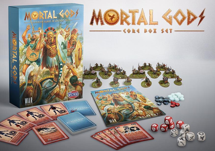 Mortal Gods Core Box - War Banner