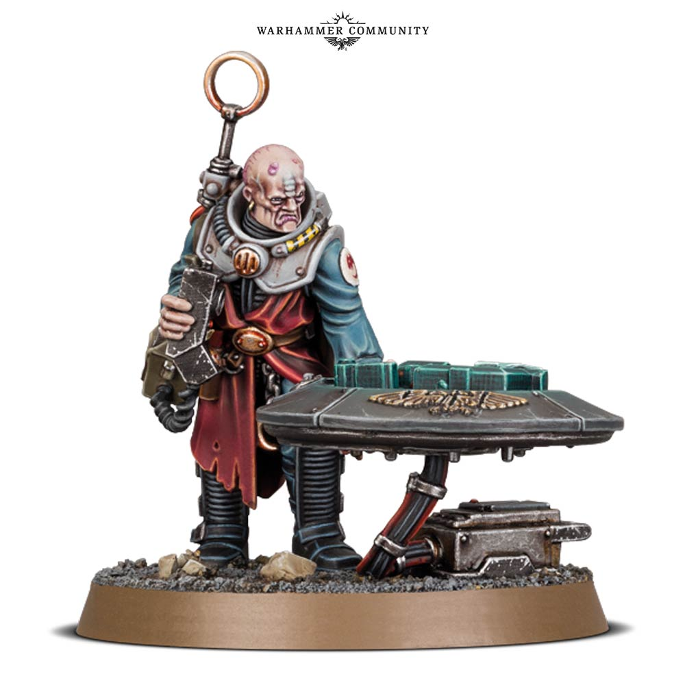 Nexos - Games Workshop