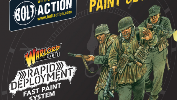 Warlord Bring Colour To Bolt Action With New Paint Set Pre-Orders