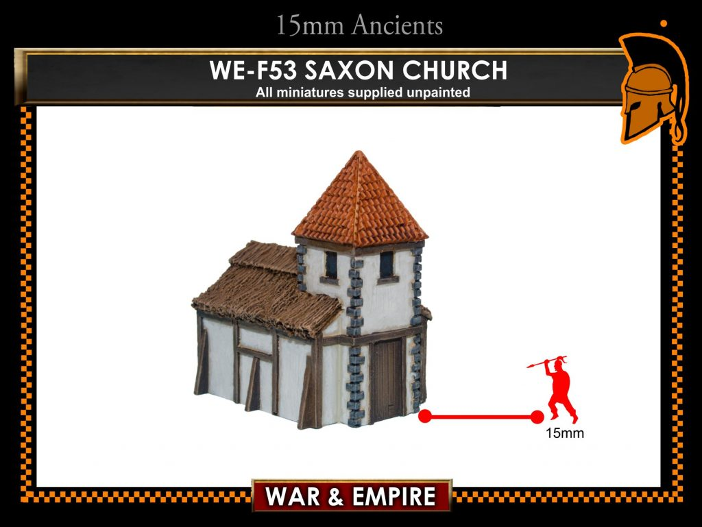 Saxon Church - Forged In Battle