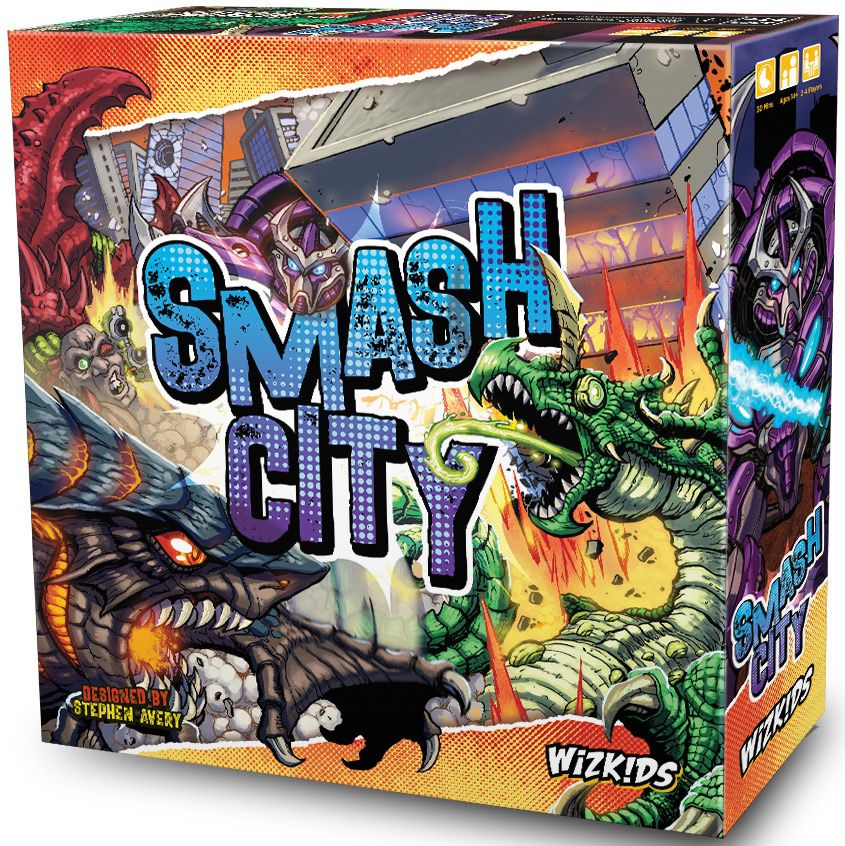 Smash City - WizKids