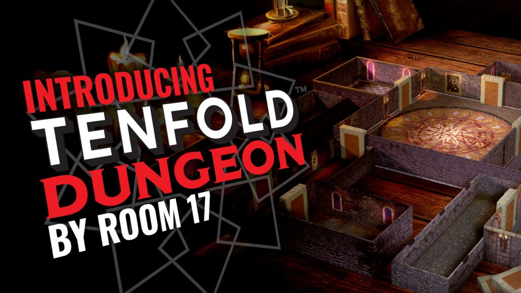Introducting Tenfold Dungeon by Room 17 Games