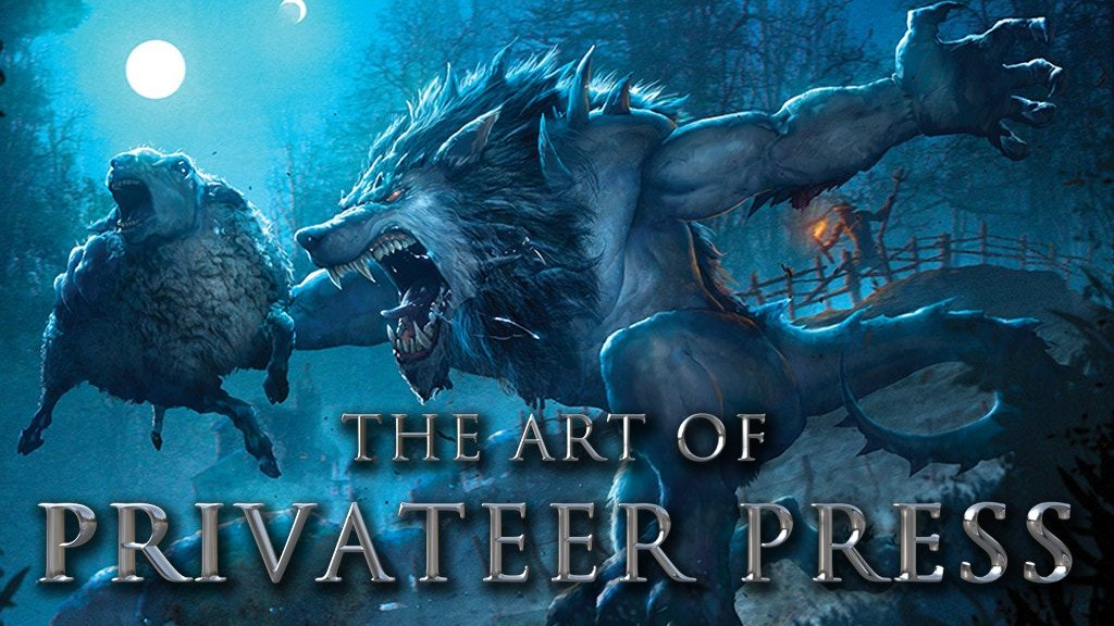 The Art Of Privateer Press - Privateer Press