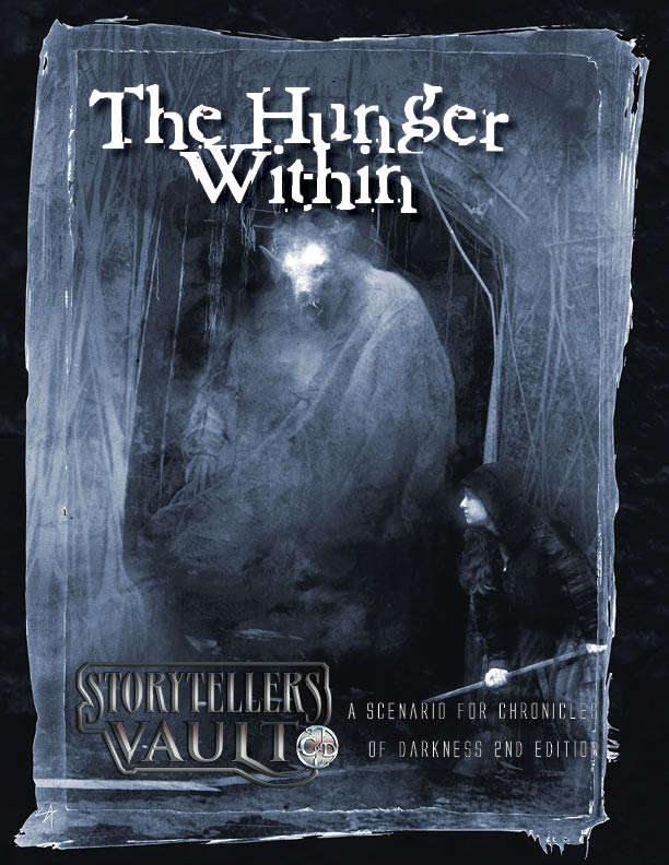 The Hunger Within - Darker Days Publishing