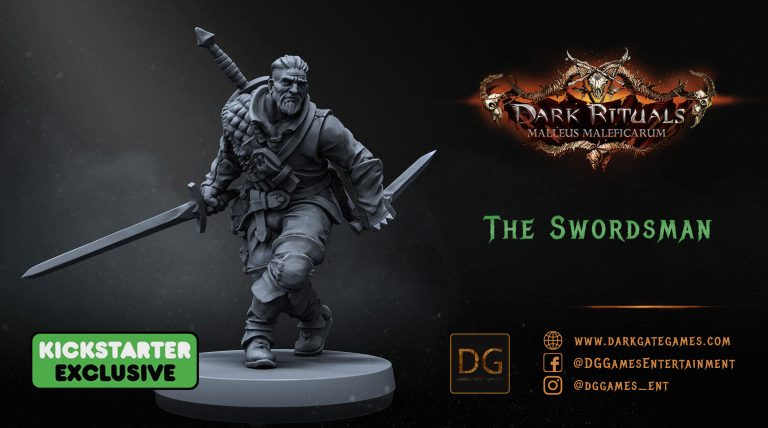 The Swordsman - DG Games Entertainment