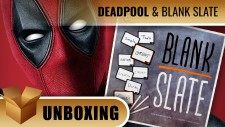 Unboxing: Deadpool Vs The World & Blank Slate