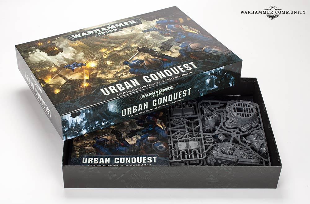 Urban Conquest - Games Workshop