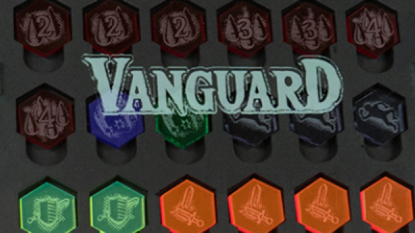 Mantic Team Up With Kraken Wargames For Exclusive Vanguard Tokens