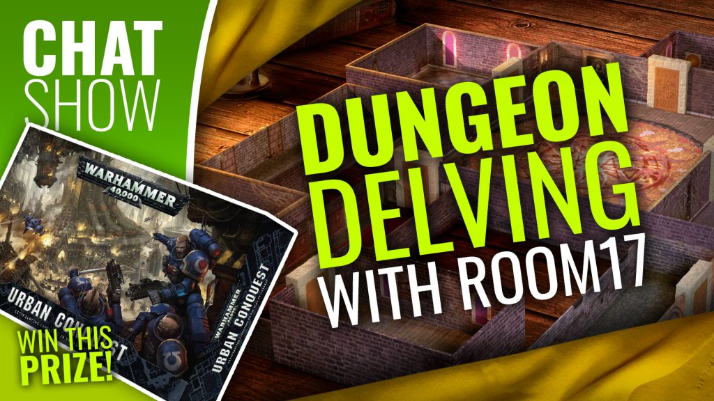 Weekender: Delving Into Dungeon Design