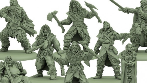 Lead The Free Folk South In New A Song Of Ice And Fire Starter Set From CMON