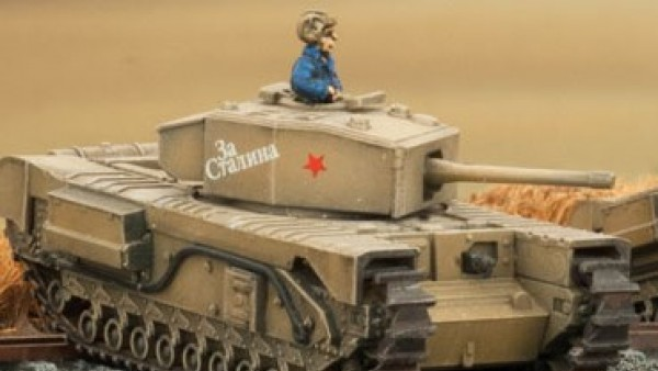 Rumble Forward With Flames Of War Soviets In February
