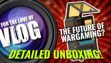 VLOG: Anycubic Photon Detailed Unboxing for Wargamers