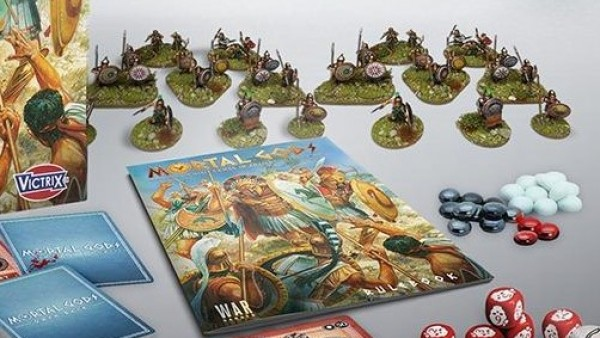 Pre-Orders For Mortal Gods Core Box & More Available