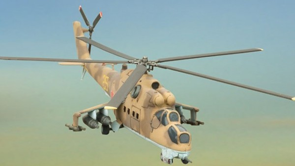 Tanks: The Modern Age Reaches For The Sky With Helicopter Addition