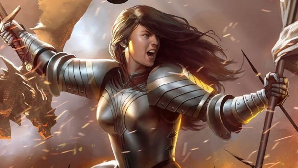 Pre-Orders Now Open For Dabel Brothers' Joan Of Arc Graphic Novel