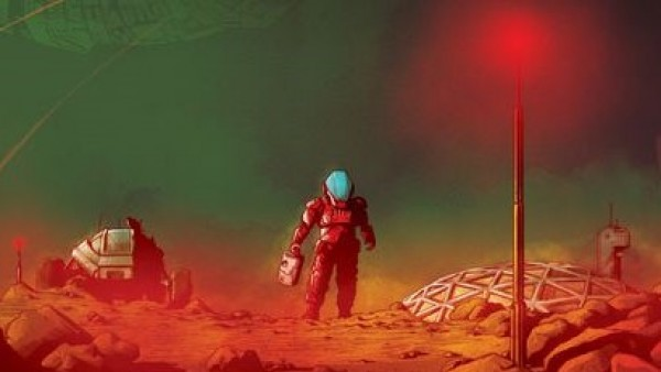 Create A New Colony In On Mars Coming To Kickstarter Soon