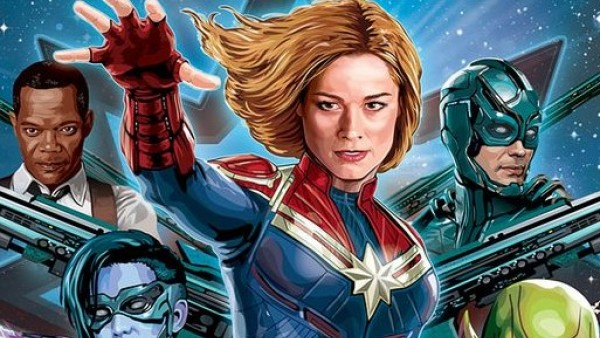 Superhero Sleuthing In Captain Marvel: Secret Skrulls