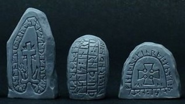 Brother Vinni Read The Runestones With New Release
