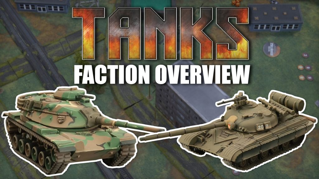 Tanks! The Modern Age: Faction Overviews