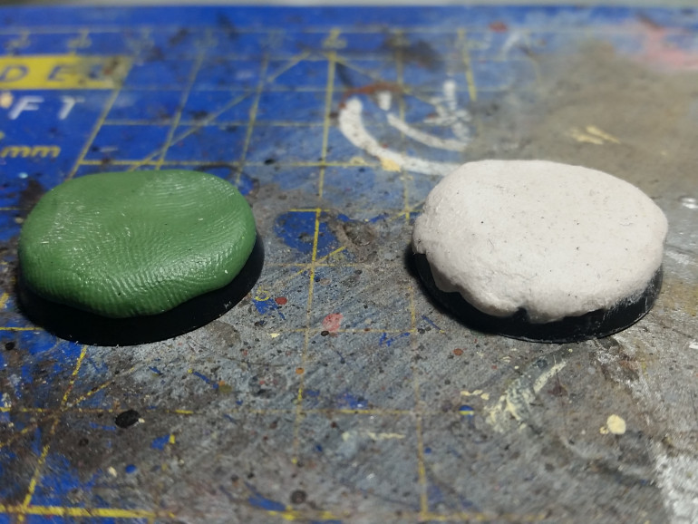 The First Basing Experiment