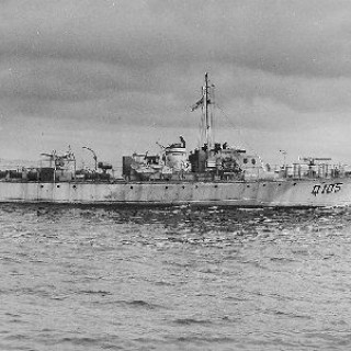 Part 1 How I became interested in the Fairmile D, and British coastal Forces in General.