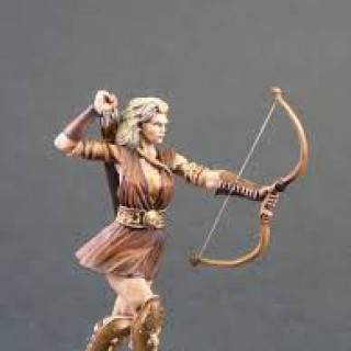 Female gods: reference images