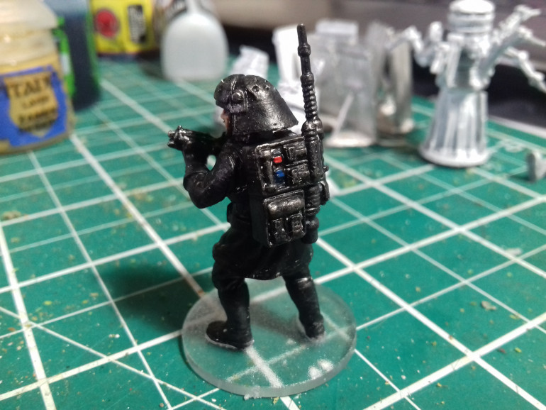 IMPERIAL NAVY COMMS