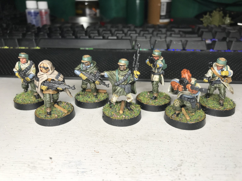 Finaly got around to posting this, all based up and ready to go.