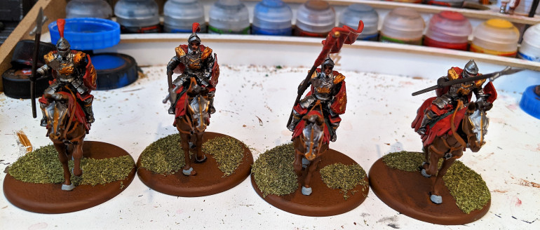 Knights of Casterly Rock completed
