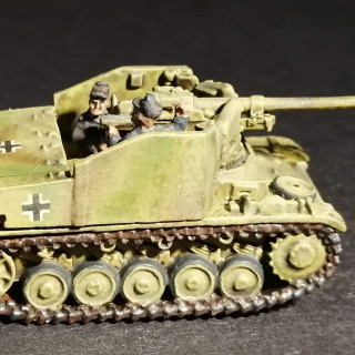 Marder II - Getting it Table Top Ready