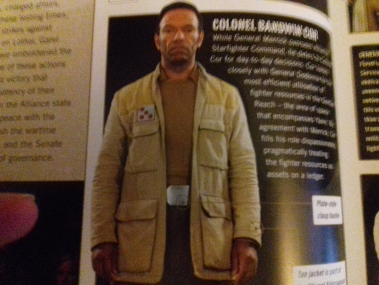 Rogue One Costume design