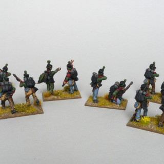 The 5/60th American Regiment