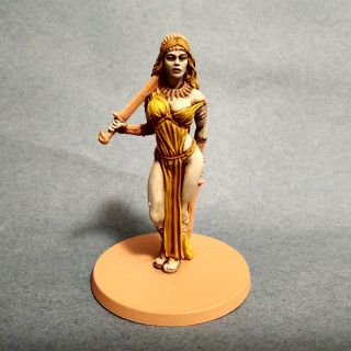 Female Gods: part 1