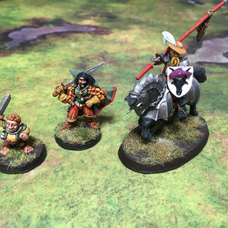 Mordheim and more Warhammer Quest