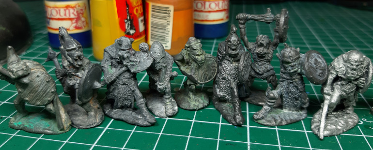 Old Orcs...
