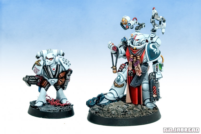 Apothecaries – Rogue Trader and Primaris
