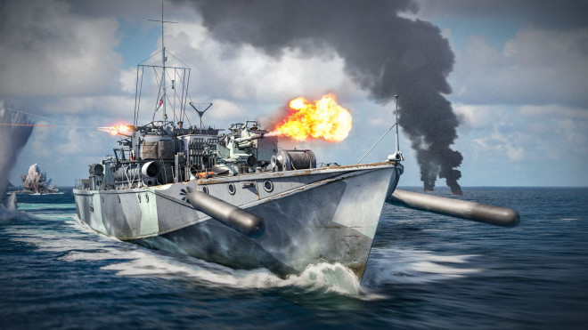 Bob C's  Breakdown of British Coastal Forces particularly Dogboats